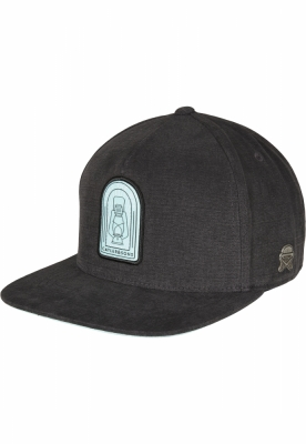Sepci rap snapback LIGHT THE WAY washed-negru Cayler and Sons