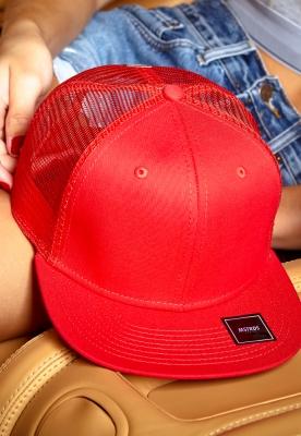 Sepci rap snapback MoneyClip Trucker rosu MasterDis