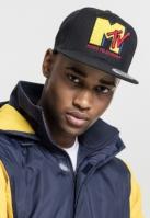 Sepci rap Snapback MTV Quilt negru Merchcode