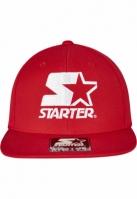Sepci rap Snapback Starter Logo rosu
