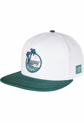 Sepci rap snapback Vacay Stripes alb-mc Cayler and Sons