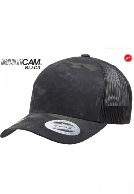 Sepci Retro Trucker Multicam