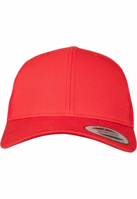 Sepci Retro Trucker rosu Flexfit