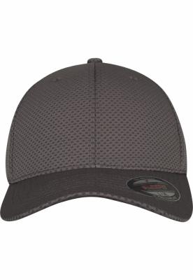 Sepci Sapca Flexfit 3D Hexagon Jersey gri inchis