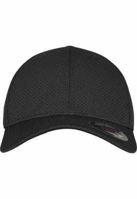 Sepci Sapca Flexfit 3D Hexagon Jersey negru