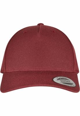 Sapca Sapca visor YP CLASSICS 5-PANEL PREMIUM CURVED SNAPBACK Flexfit