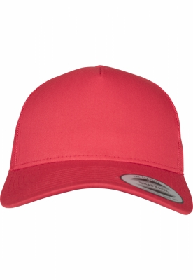 Sepci Sepci Retro Trucker 5-Panel rosu Flexfit