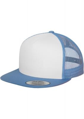 Sepci Trucker albastru-alb Flexfit