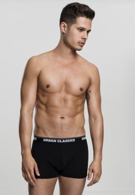 Set 2 perechi Boxeri Modal negru Urban Classics