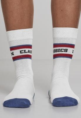 Sosete casual Logo Stripe Sport 2-Pack Urban Classics
