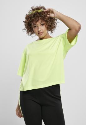 Tricou Short Oversized Neon 2-Pack dama Urban Classics