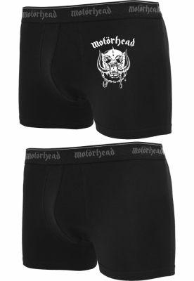 Set Motorhead Logo Boxershort negru Merchcode