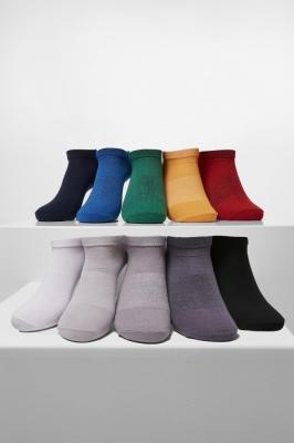 Sosete casual Sneakers Recycled Yarn 10-Pack Urban Classics