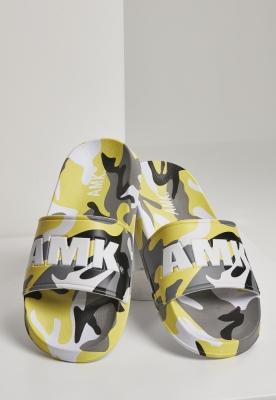 Soldier AMK Slides galben-camuflaj