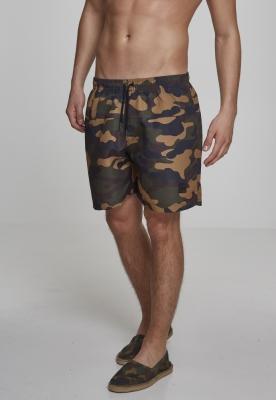 Pantaloni scurti inot Camo camuflaj Urban Classics