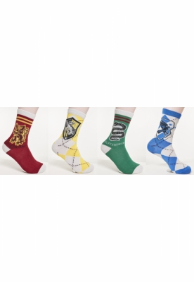 Sosete Harry Potter Team 4-. multicolor Merchcode