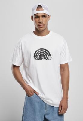 Southpole Logo Tee alb