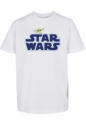 Tricou Star Wars Blue Logo copii Mister Tee