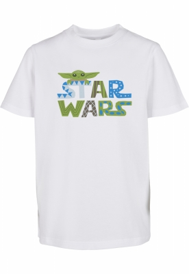 Tricou Star Wars Colorful Logo copii Mister Tee