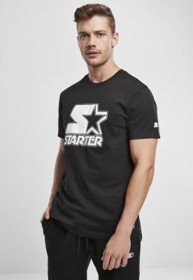 Starter contrast Logo Jersey negru