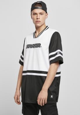 Starter Sport Jersey negru-alb