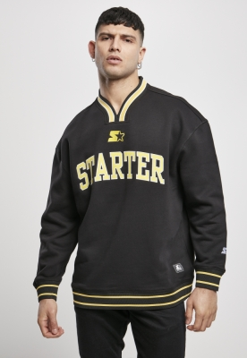 Starter Team Logo Retro Crew negru-golden