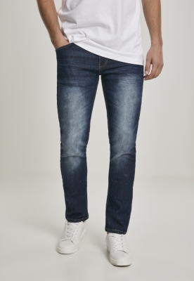 Stretch Basic Denim Skinny Fit dk.sand-albastru Southpole