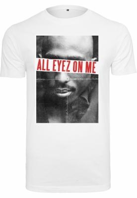 Tricou 2Pac All Eyez on me alb Mister Tee