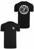 Tricou Air Force Logo negru Merchcode