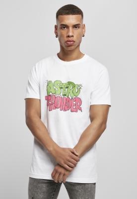 Tricou Astro Thunder alb Mister Tee