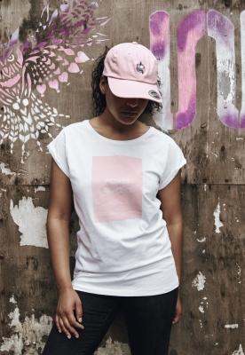 Tricou Badass Princess pentru Femei alb