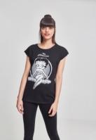 Tricou Betty Boop The clasic pentru Femei negru
