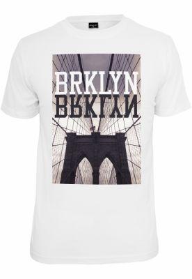 Tricou hip hop cu mesaje BRKLYN