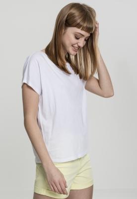 Tricou casual Basic pentru Femei alb