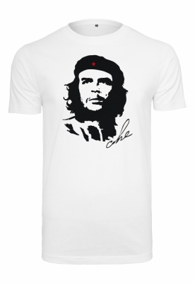 Tricou Che blank alb Merchcode