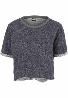 Bluze urban scurte cu maneca scurta
