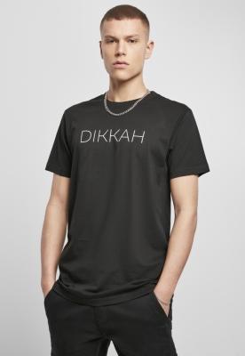 Tricou Dikkah negru Mister Tee