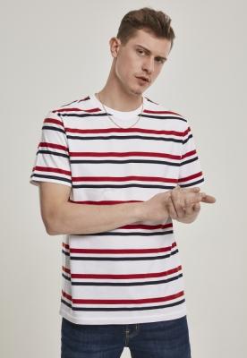 Tricou Yarn Dyed Skate Stripe Urban Classics