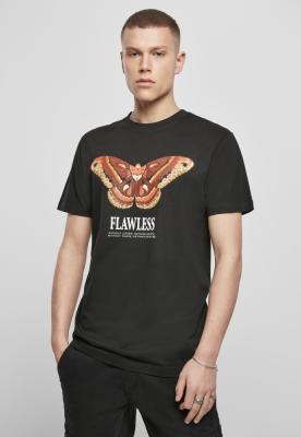 Tricou Flawless negru Mister Tee