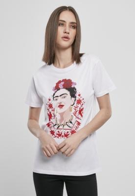 Tricou Frida Kahlo Magic pentru Femei alb Merchcode