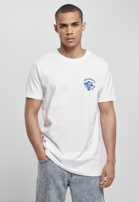 Tricou Good Fortune alb Mister Tee