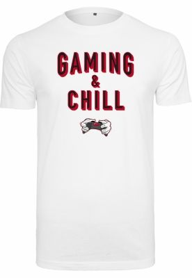 HOG Chillin Tee alb Hands of Gold