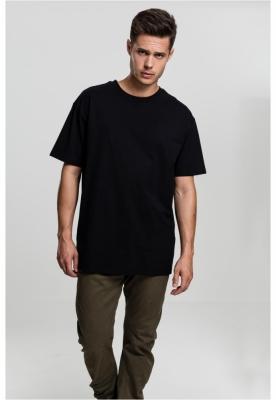 Tricou larg Heavy negru Urban Classics