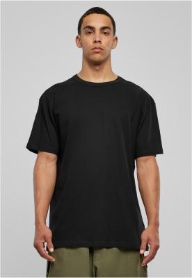 Tricou larg negru Urban Classics