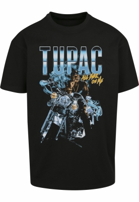 Tricou Tupac All Eyez On Me Anniversary Oversize Mister Tee