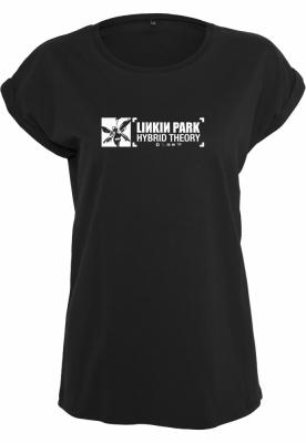 Tricou Linkin Park Anniversary Sign pentru Femei negru Merchcode