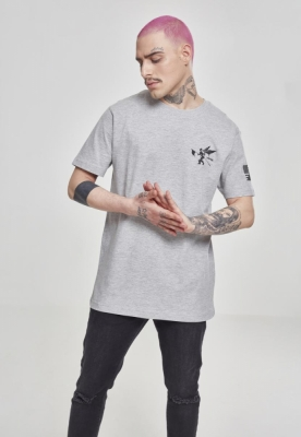 Tricou Linkin Park Flag deschis-gri Merchcode