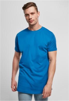 Tricou Lung sporty-albastru Urban Classics