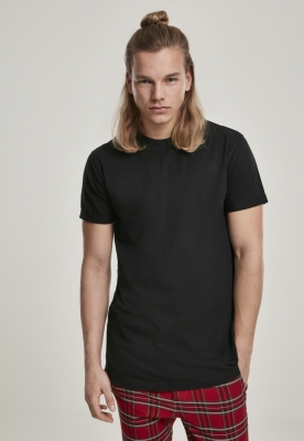 Tricou maneca scurta pe corp negru Urban Classics