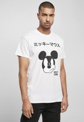 Tricou Mickey Japanese alb Merchcode